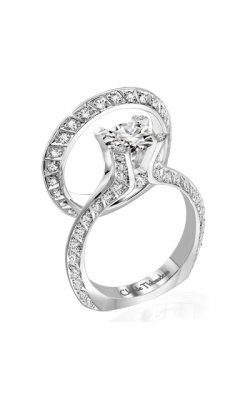 Claude Thibaudeau La Royale Engagement Ring MODPLT-1681 product image