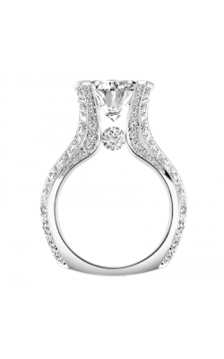 Claude Thibaudeau La Royale Engagement Ring MODPLT-1944-MP product image