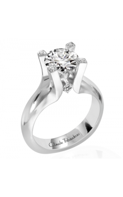 Claude Thibaudeau La Royale Engagement Ring PLT-1848 product image