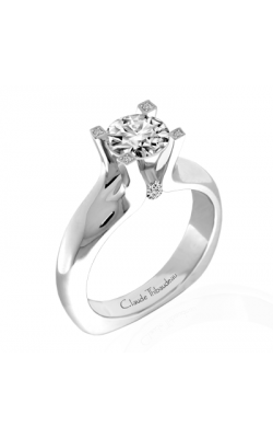 Claude Thibaudeau La Royale Engagement Ring PLT-1780 product image