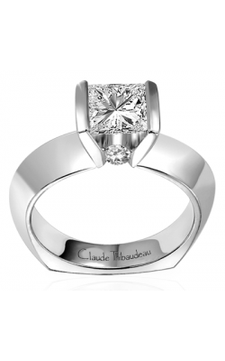 Claude Thibaudeau La Cathedrale Engagement Ring PLT-1618 product image