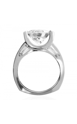 Claude Thibaudeau La Cathedrale Engagement Ring PLT-1022 product image