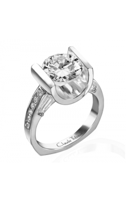 Claude Thibaudeau La Cathedrale Engagement Ring PLT-1240 product image