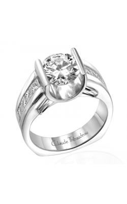 Claude Thibaudeau La Cathedrale Engagement Ring PLT-1182 product image