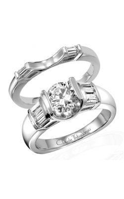 Claude Thibaudeau La Cathedrale Engagement Ring PLT-1385 product image