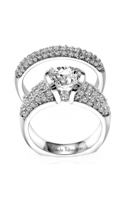 Claude Thibaudeau La Cathedrale Engagement Ring PLT-1557 product image
