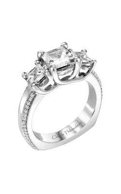 Claude Thibaudeau La Trinite Engagement ring PLT-1997-MP product image