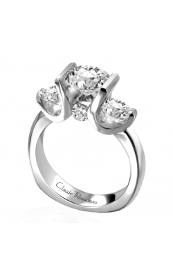 Claude Thibaudeau La Trinite Engagement Ring PLT-1646 product image