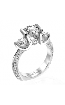 Claude Thibaudeau La Trinite Engagement Ring PLT-1707 product image
