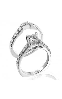 Claude Thibaudeau Simplicite Engagement Ring PLT-1730 product image