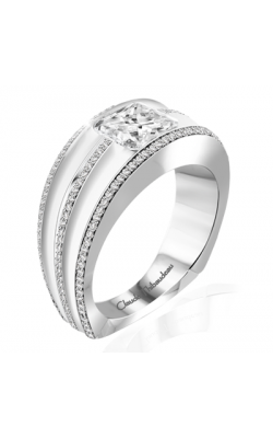 Claude Thibaudeau Simplicite Engagement Ring PLT-10042-MP product image