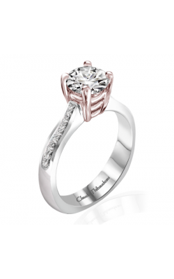 Claude Thibaudeau Simplicite Engagement Ring PLT-1953-MP product image