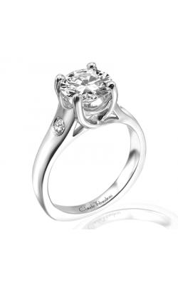 Claude Thibaudeau Simplicite Engagement Ring PLT-1572 product image