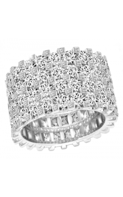 Claude Thibaudeau Designer Anniversary Wedding band PLT-1907-4 product image