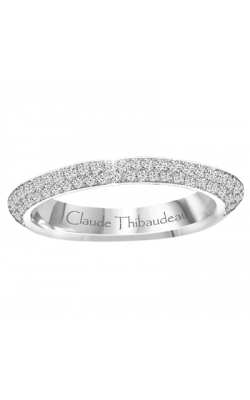 Claude Thibaudeau Designer Anniversary Women's Wedding Band PLT-1907-JMP product image