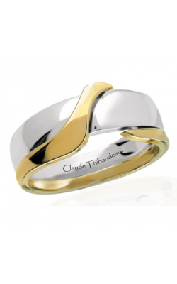 Claude Thibaudeau The Inseparables Men's Wedding Band IF-14-H product image