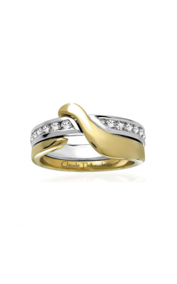 Claude Thibaudeau The Inseparables Women's Wedding Band IF-161-F product image