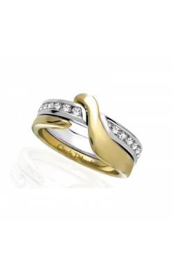 Claude Thibaudeau The Inseparables Women's Wedding Band IF-162-F product image