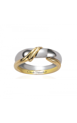 Claude Thibaudeau The Inseparables Women's Wedding Band IF-11-F product image