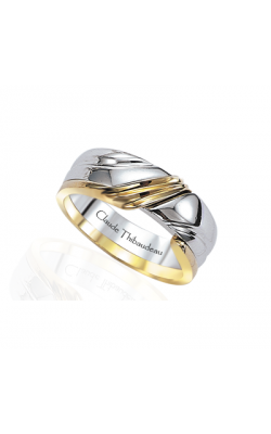Claude Thibaudeau The Inseparables Women's Wedding Band IF-17-F product image