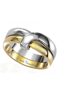 Claude Thibaudeau The Inseparables Men's Wedding Band IF-164-H product image