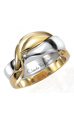 Claude Thibaudeau The Inseparables Men's Wedding Band IF-166-H product image