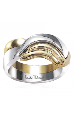 Claude Thibaudeau The Inseparables Men's Wedding Band IF-163-H product image