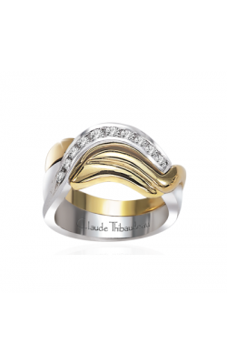 Claude Thibaudeau The Inseparables Women's Wedding Band IF-163-F product image