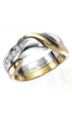 Claude Thibaudeau The Inseparables Men's Wedding Band IF-149-H product image