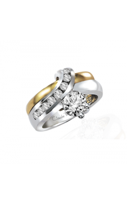 Claude Thibaudeau The Inseparables Wedding Band IF-154-F product image
