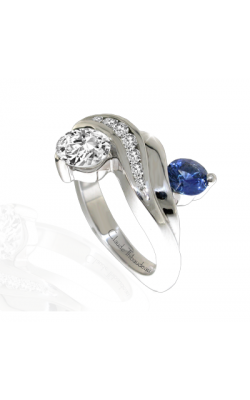 Claude Thibaudeau Fashion ring PLT-3852-EXC product image