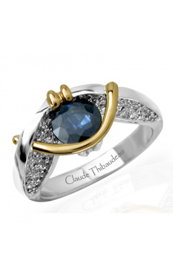 Claude Thibaudeau One Of A Kind Fashion Ring MODPLT-1151 product image
