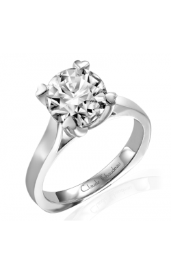 Claude Thibaudeau Petite Designs Engagement Ring PLT-1583 product image