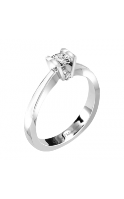 Claude Thibaudeau Petite Designs Engagement Ring PLT-1891 product image