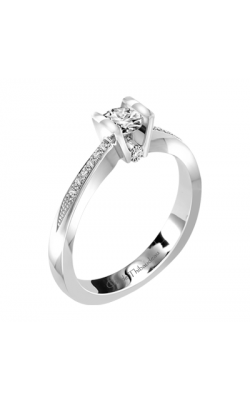Claude Thibaudeau Petite Designs Engagement Ring PLT-1891-MP product image