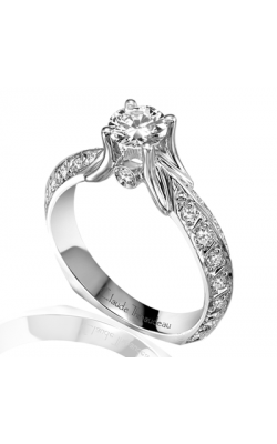 Claude Thibaudeau Petite Designs Engagement Ring PLT-1507 product image