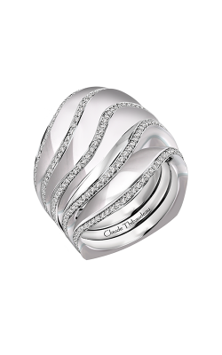 Claude Thibaudeau Avant-Garde Engagement Ring PLT-10185-MP product image