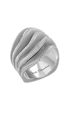 Claude Thibaudeau Avant-Garde Wedding band PLT-10188-MP product image