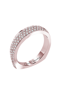 Claude Thibaudeau Just Released Wedding Band PLT-70197R-JMP-SE product image