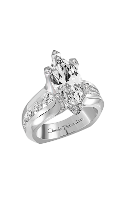 Claude Thibaudeau Just Released Engagement Ring PLT-10209-MP product image