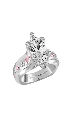 Claude Thibaudeau Just Released Engagement ring PLT-10209-MPR product image