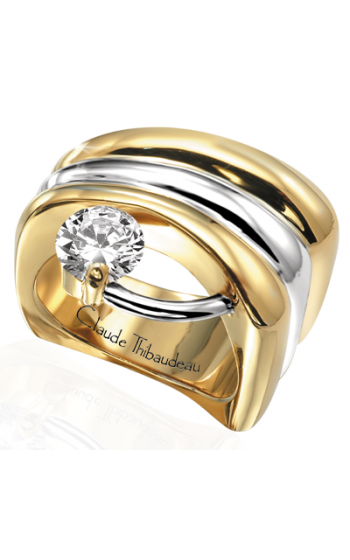Claude Thibaudeau Pure Perfection Engagement ring PLT-202 product image