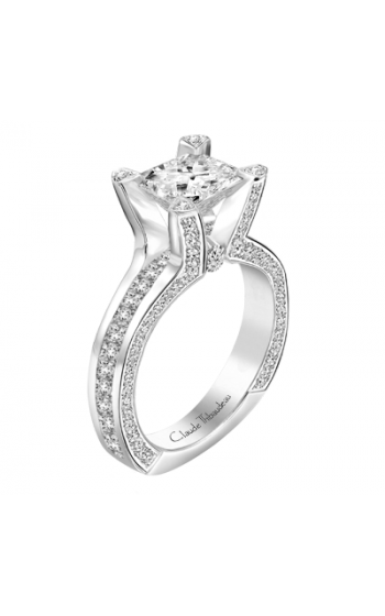 Claude Thibaudeau La Royale Engagement ring MODPLT-1956-MP product image