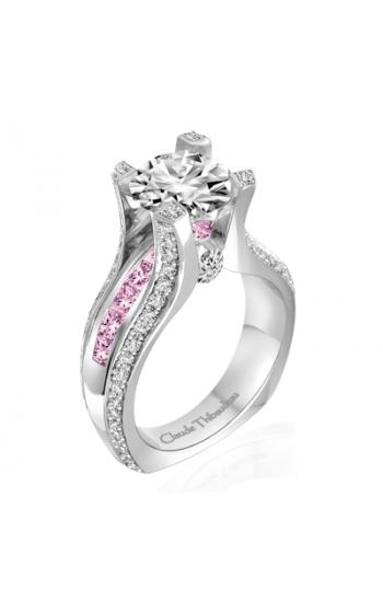 Claude Thibaudeau La Royale Engagement Ring MODPLT-1965-MPR product image
