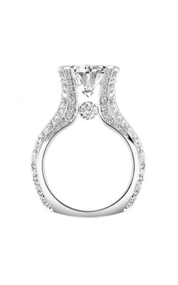 Claude Thibaudeau La Royale Engagement ring MODPLT-1960-MPR product image
