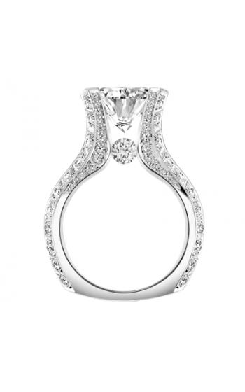 Claude Thibaudeau La Royale Engagement Ring MODPLT-1944-MP product image