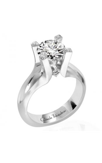 Claude Thibaudeau La Royale Engagement ring PLT-1848 product image