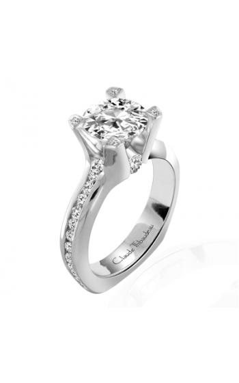 Claude Thibaudeau La Royale Engagement Ring MODPLT-1746 product image