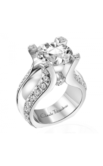 Claude Thibaudeau La Royale Engagement ring MODPLT-1723 product image