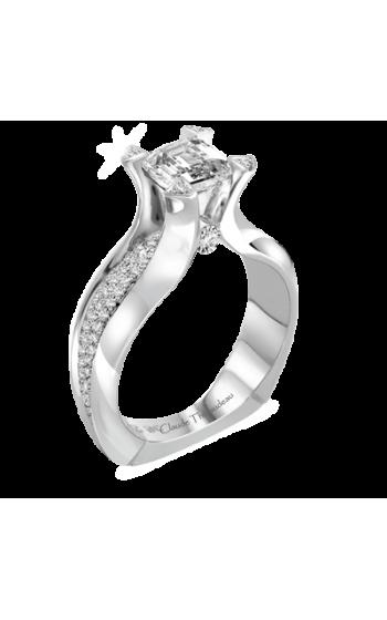 Claude Thibaudeau La Royale Engagement ring PLT-1954-MP product image